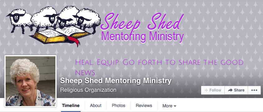 Sheep Shed Mentoring Ministry
