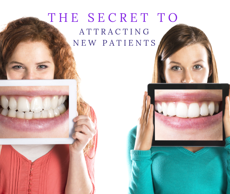 The Secret of Attracting New Patients